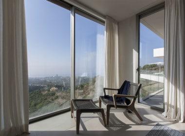 Villa te koop in luxe-wijk Altos de los Monteros, Marbella, adembenemende zeezichten