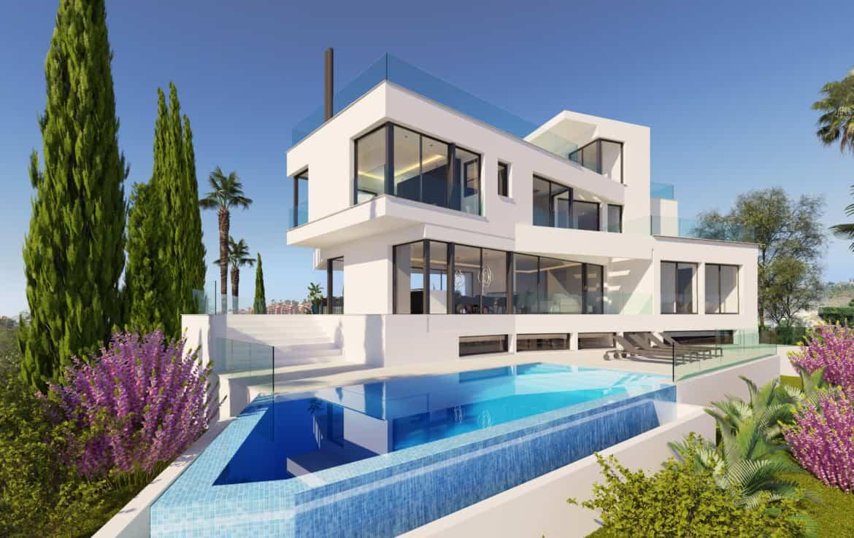 Villa te koop in prestigieuze wijk La Quinta bij Marbella, deze villa heeft alles: looks, charme en comfort
