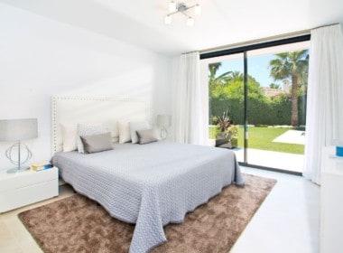 Golf villa te koop in Las Brisas, kamers met mooie zichten